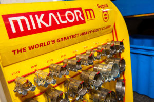 DPF-Mikalor-Clamps