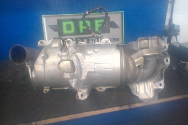 Peugeot 206 1.6 HDI DPF Cleaning