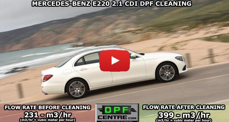mercedes benz e220 dpf regeneration Archives - Quantum - DPF