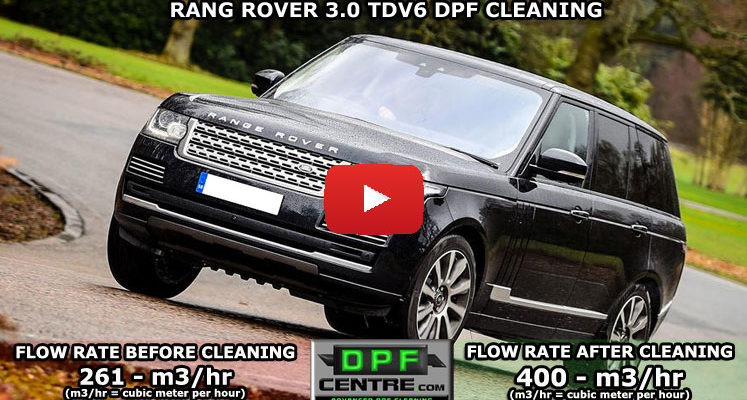 rang rover dpf problems Archives - Quantum - DPF Cleaning Centre