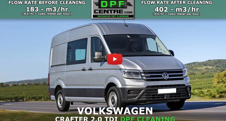 volkswagen crafter dpf removal Archives - Quantum - DPF