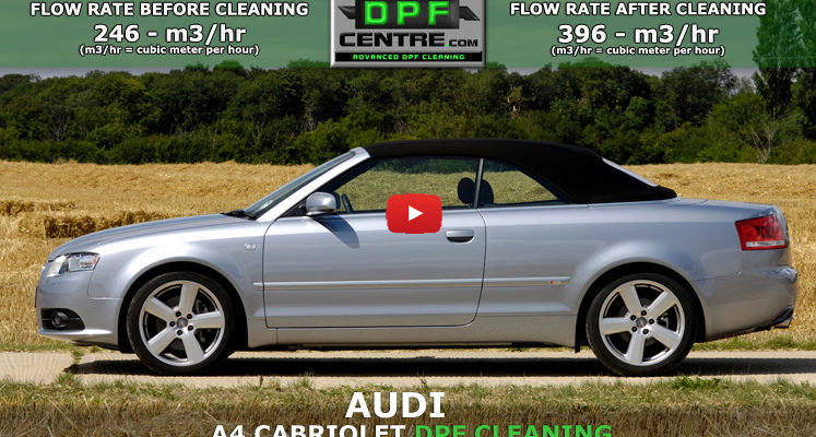 Audi A4 Cabriolet Dpf Tuning Archives Quantum Dpf Cleaning Centre