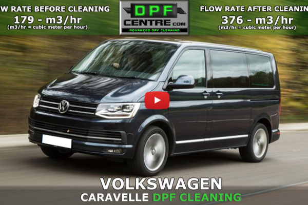 Volkswagen Caravelle 2.0 TDI DPF Cleaning No views