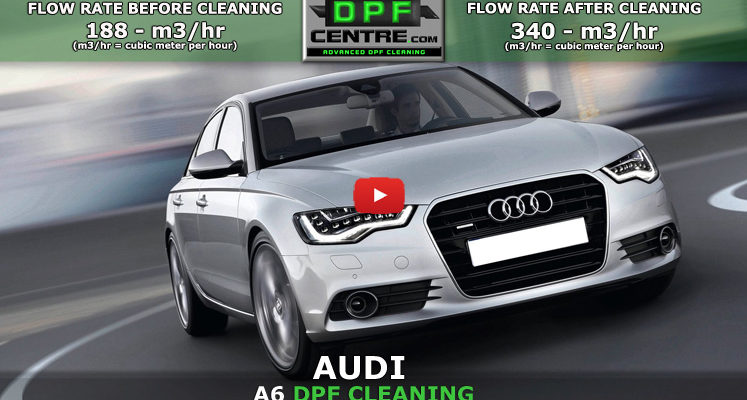 audi a6 diesel particulate filter Archives - Quantum - DPF